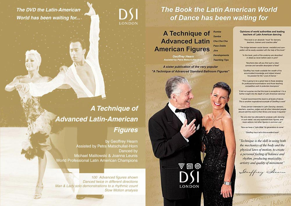 A technique of  advanced latin american figures